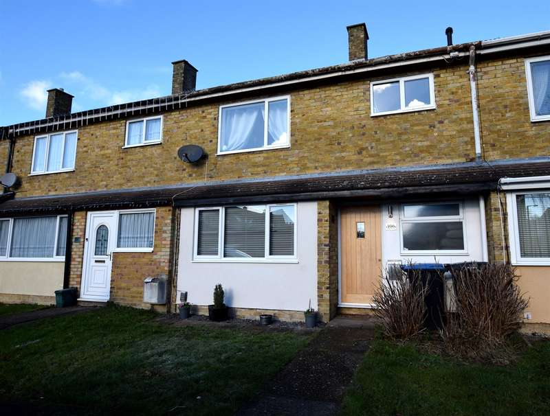 3 Bedrooms Terraced House for sale in Church Leys, Harlow, CM18