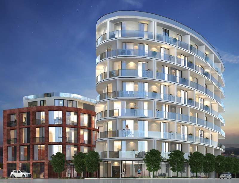 2 Bedrooms Flat for sale in Regents Park Road, Finchley Central