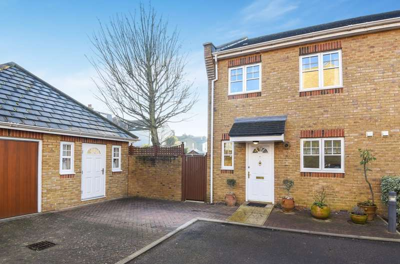 2 Bedrooms Link Detached House for sale in Orton Place, Wimbledon, SW19