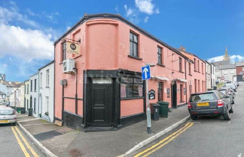 4 Bedrooms Pub Commercial for sale in Bailey Street, City Centre, Newport. NP20 4DJ