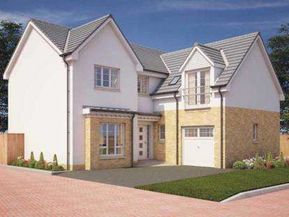 4 Bedrooms House for sale in Burngreen Brae, Kilsyth