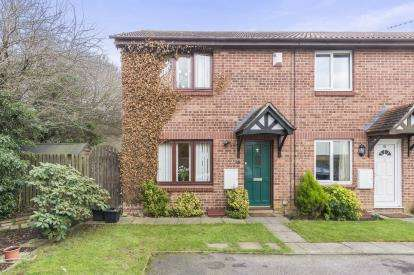 3 Bedrooms End Of Terrace House for sale in Horsley Close, Abbeymead, Gloucester, Gloucestershire