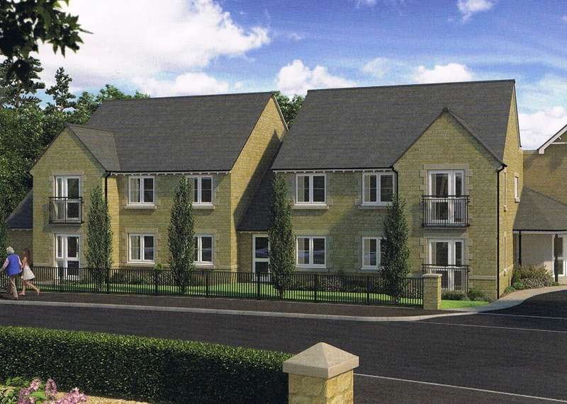 2 Bedrooms Flat for sale in Somerford Road, Cirencester