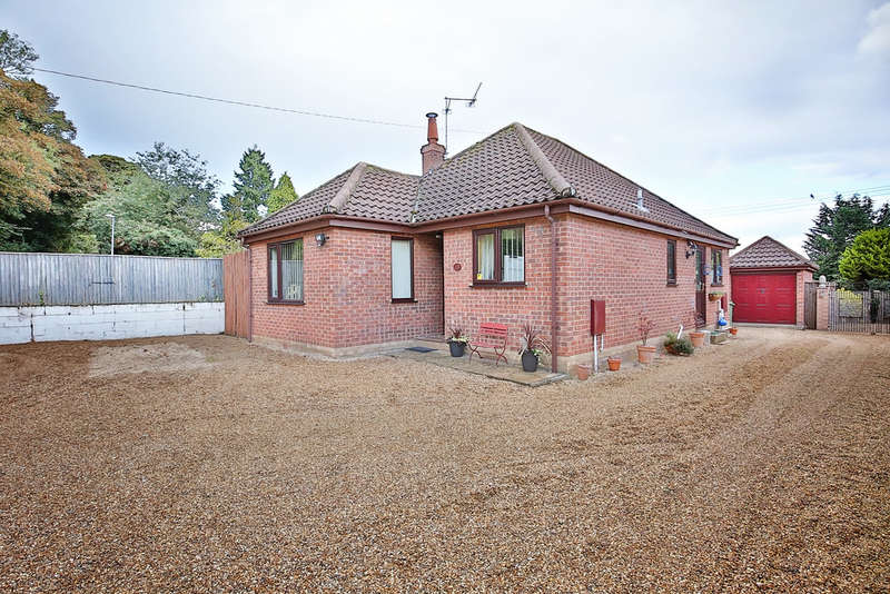 3 Bedrooms Detached Bungalow for sale in Buxton Road, Spixworth