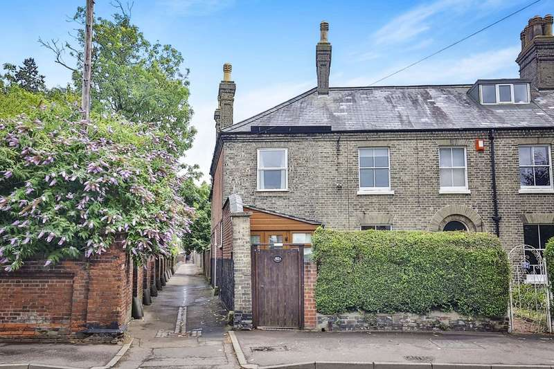 2 Bedrooms End Of Terrace House for sale in Hall Road, Norwich