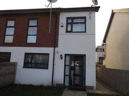 3 Bedrooms End Of Terrace House for sale in Bilsborrow Road, Manchester, Greater Manchester, Uk