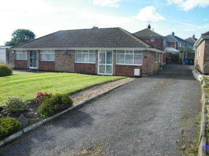 2 Bedrooms Bungalow for sale in Thorpe Street, Burntwood