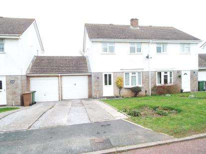 3 Bedrooms Semi Detached House for sale in Plymouth, Devon