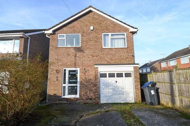 3 Bedrooms Detached House for sale in Nutbush Drive, Northfield, Birmingham