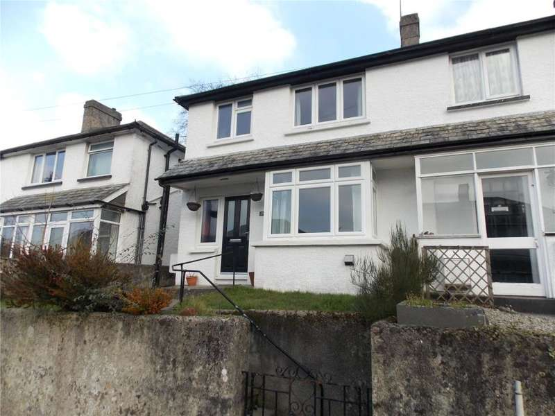 3 Bedrooms End Of Terrace House for sale in Priory Park Road, Launceston, Cornwall