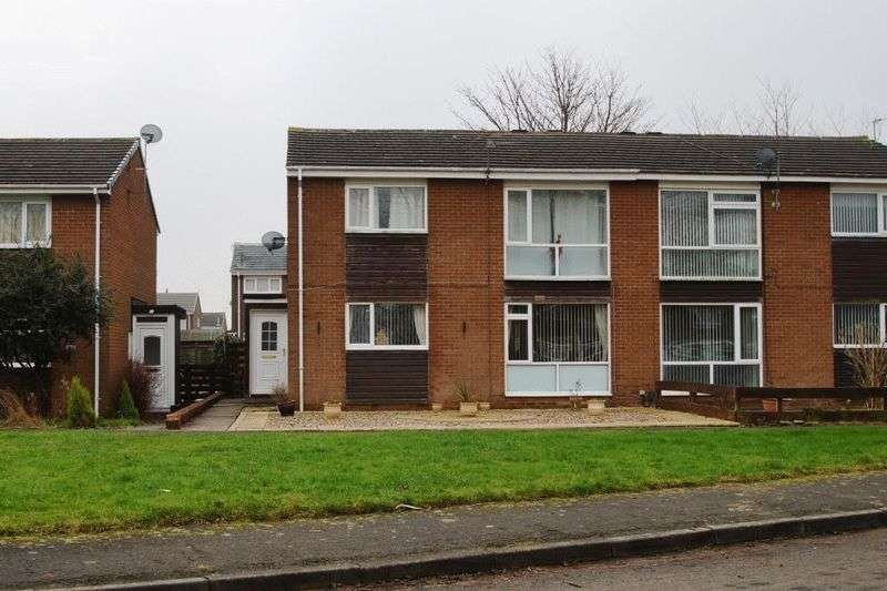 2 Bedrooms Flat for sale in Mitford Drive, Sherburn Village