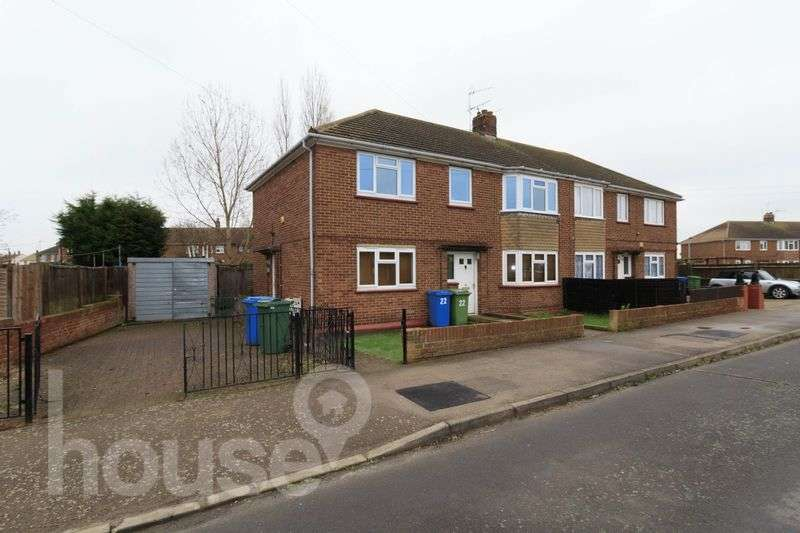 2 Bedrooms Flat for sale in Linden Drive, Sheerness