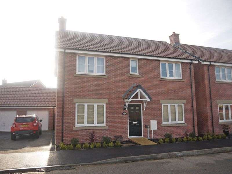 4 Bedrooms Detached House for sale in Richardson Road, Swindon
