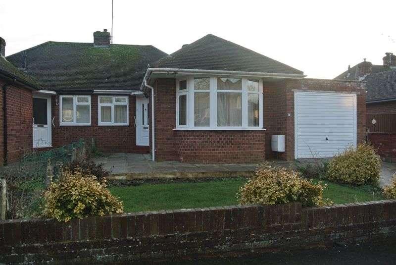 2 Bedrooms Semi Detached Bungalow for sale in Horsbere Road, Hucclecote, Gloucester