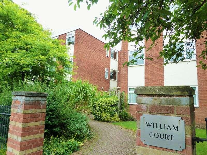 1 Bedroom Flat for sale in William Court, Clarendon Road, Edgbaston, Birmingham