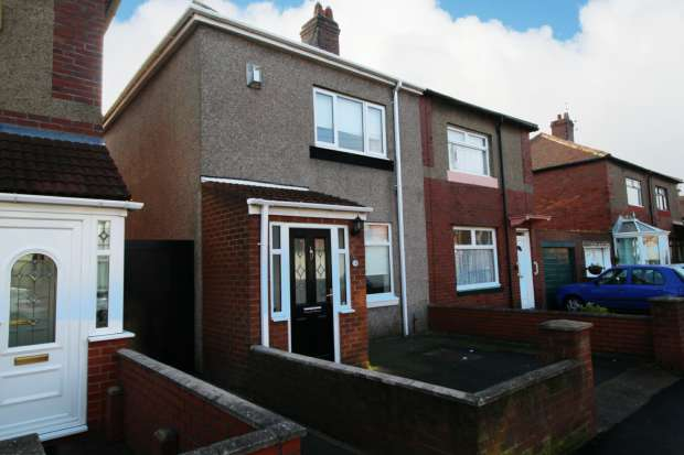 3 Bedrooms Semi Detached House for sale in Nora Street, South Shields, Tyne And Wear, NE34 0RA