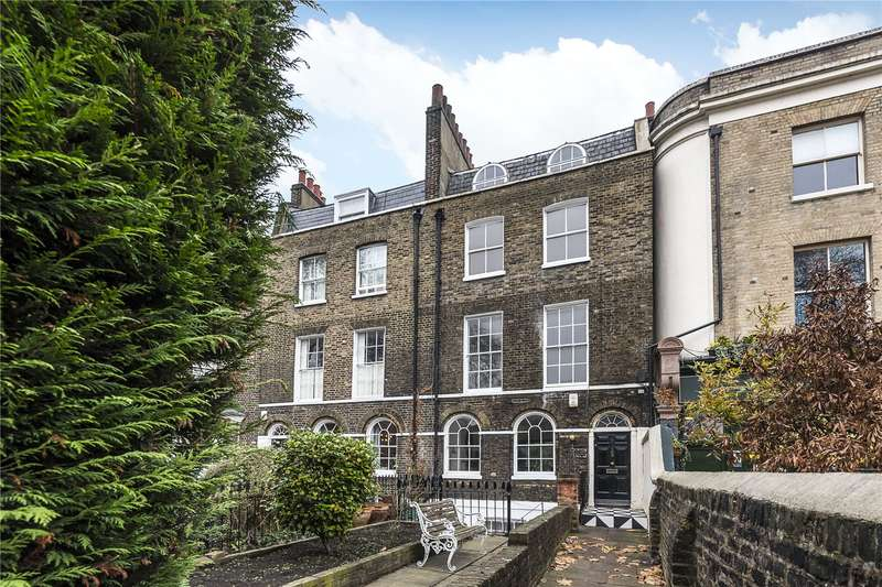 Flat for sale in Kennington Road, London, SE11