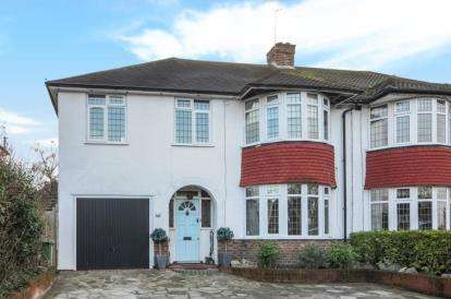 5 Bedrooms Semi Detached House for sale in Crofton Road, Orpington