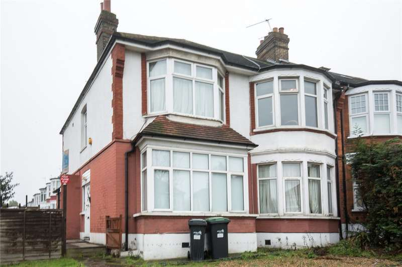 2 Bedrooms Maisonette Flat for sale in Bourne Hill, Palmers Green, N13