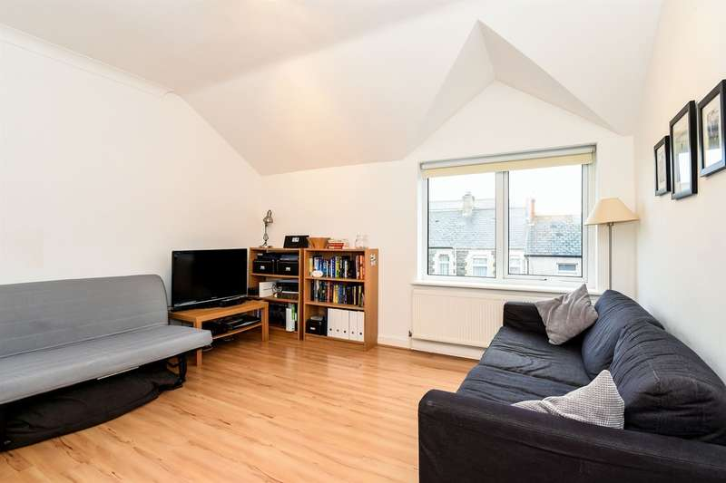 2 Bedrooms Apartment Flat for sale in Llandaff Road, Cardiff