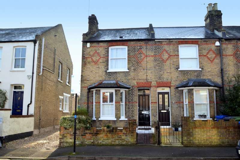 2 Bedrooms End Of Terrace House for sale in Oxford Road, Windsor, SL4