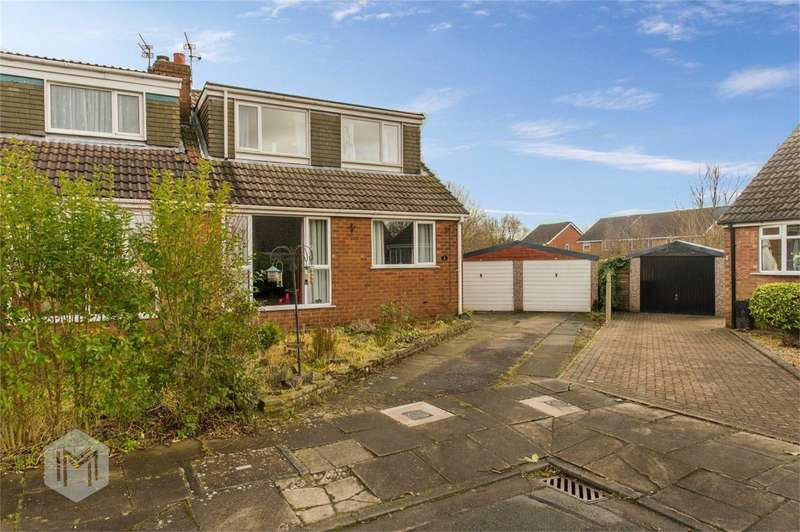 3 Bedrooms Semi Detached House for sale in Hampshire Close, Bury, Lancashire