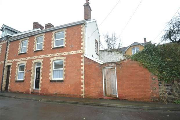 3 Bedrooms End Of Terrace House for sale in Village Street, Bishops Tawton, Barnstaple, Devon