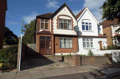3 Bedrooms Semi Detached House for sale in The Limes Avenue, Arnos Grove, London
