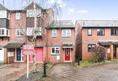 2 Bedrooms End Of Terrace House for sale in Byfield Rise, Worcester, Worcestershire, Uk