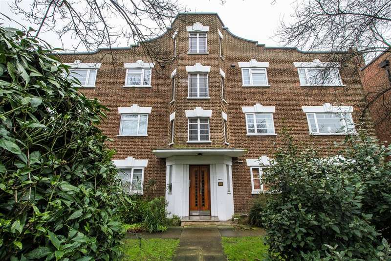 2 Bedrooms Apartment Flat for sale in Merton Mansions, Bushey Road, Raynes Park