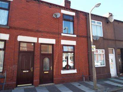 2 Bedrooms Terraced House for sale in Charles Street, St. Helens, Merseyside, WA10