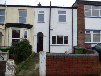 Semi Detached House for sale in Shakespheare Street, Southport, Merseyside, Uk, PR8