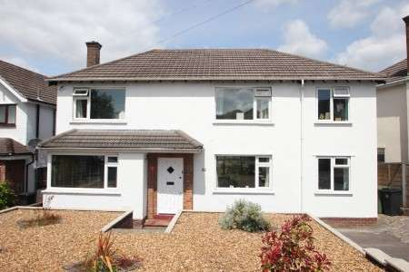 4 Bedrooms Detached House for rent in Roman Way, Stoke Bishop, Bristol BS9 1SS
