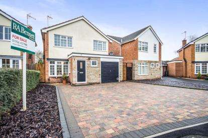 3 Bedrooms Detached House for sale in Ridgewood Close, Leamington Spa, Warwickshire, England