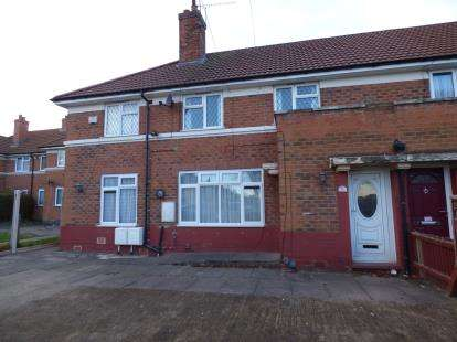 3 Bedrooms Maisonette Flat for sale in Matlock Road, Tyseley, Birmingham