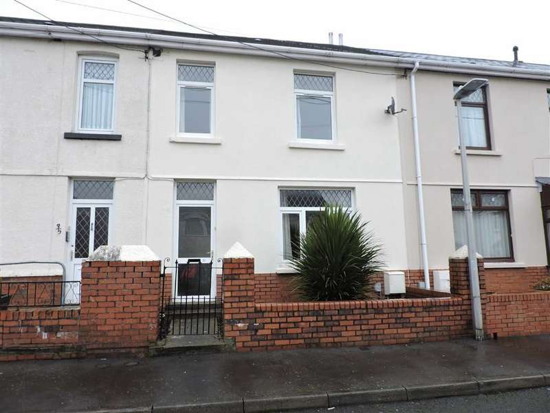 3 Bedrooms Property for sale in Whittington Terrace, Gorseinon