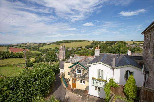 2 Bedrooms Terraced House for sale in Lower Tor Cottages, Church Hill, Marldon, Paignton