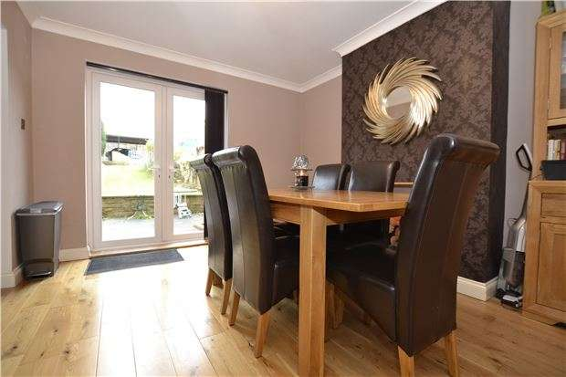 2 Bedrooms Terraced House for sale in Old Quarry Road, Bristol, BS11 0EW