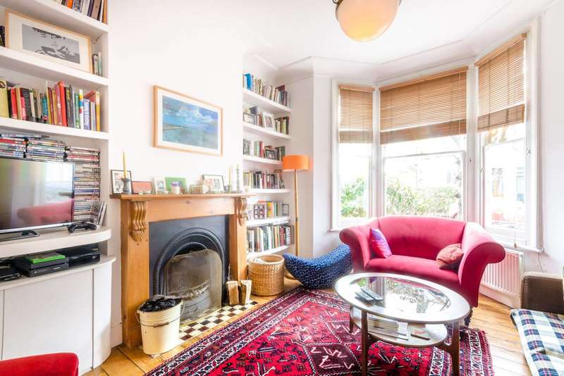 3 Bedrooms Terraced House for sale in Dundalk Road, Brockley, SE4