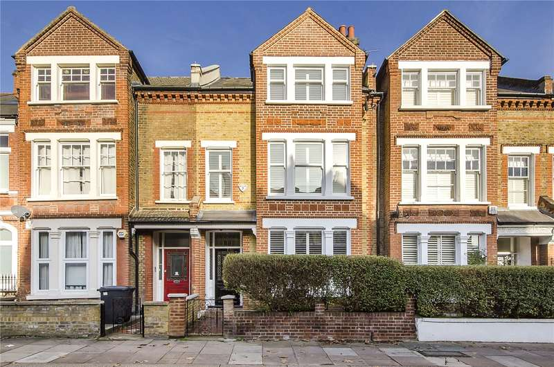 5 Bedrooms Terraced House for sale in Cautley Avenue, London, SW4
