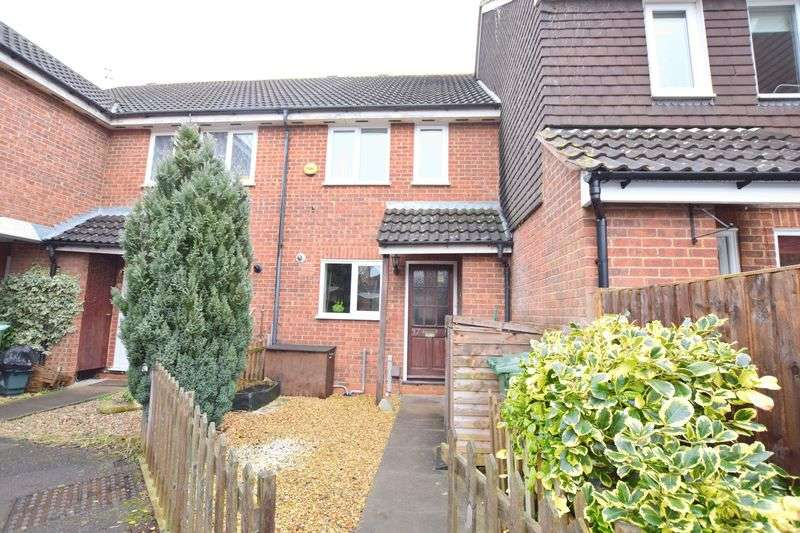 2 Bedrooms Terraced House for sale in Pearson Close, Aylesbury