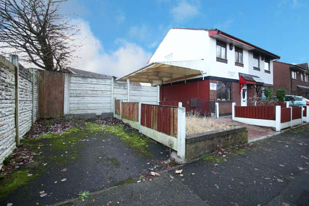 3 Bedrooms Semi Detached House for sale in Alderside Road, Manchester, Lancashire, M9 5XQ