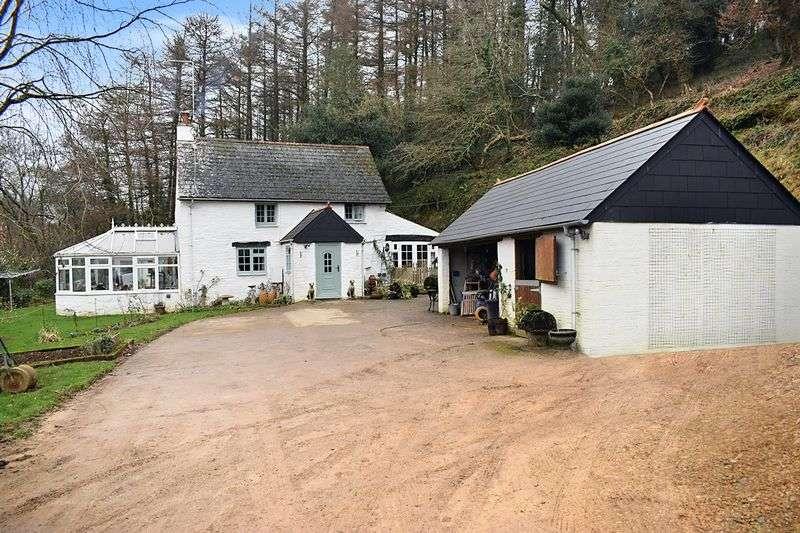 3 Bedrooms Detached House for sale in Quethiock, Liskeard