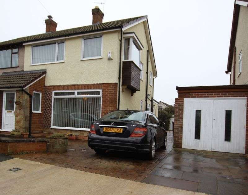 3 Bedrooms Semi Detached House for sale in Heywood Boulevard, Thingwall