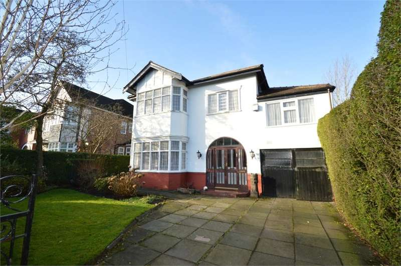 6 Bedrooms Detached House for sale in New Hall Avenue, Salford, M7