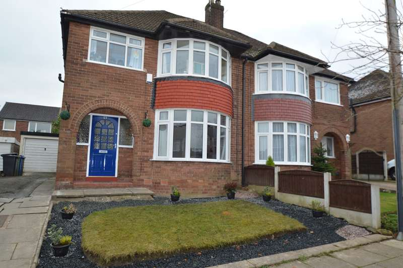 3 Bedrooms Semi Detached House for sale in Ventnor Avenue, Sunny Bank, Bury, BL9
