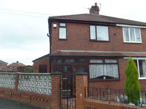 3 Bedrooms Semi Detached House for sale in Mough Lane, Oldham