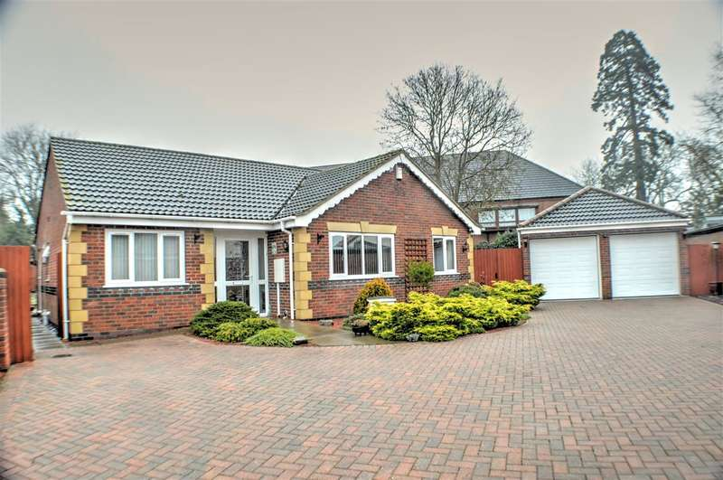 4 Bedrooms Bungalow for sale in Anwick Drive, Anwick
