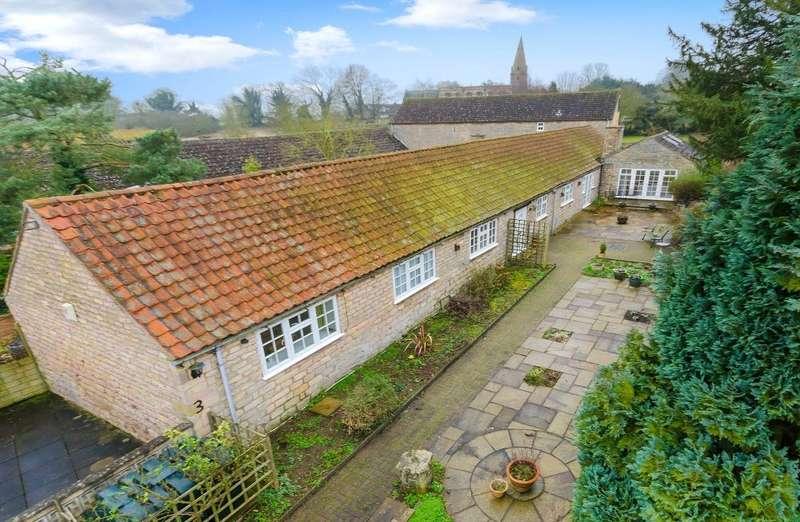 2 Bedrooms Detached Bungalow for sale in Manor Barns, Welby, Grantham, NG32