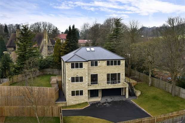 6 Bedrooms Detached House for sale in Northgate, Honley, HOLMFIRTH, West Yorkshire